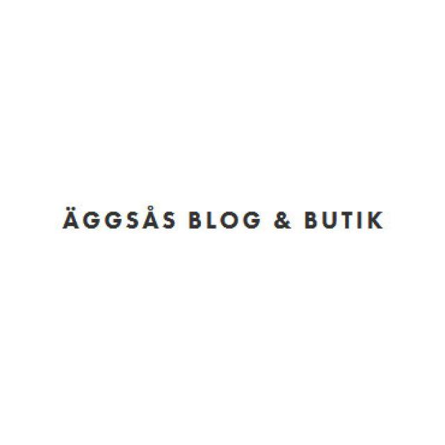 ÄGGSÅS BLOG & BUTIK