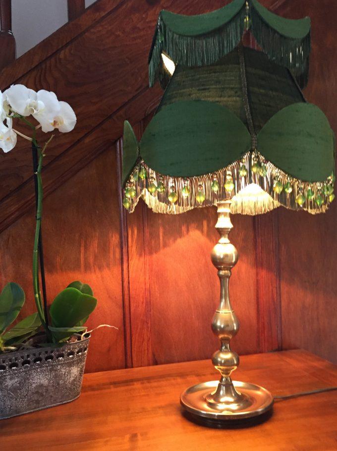 Lampe victorienne 1