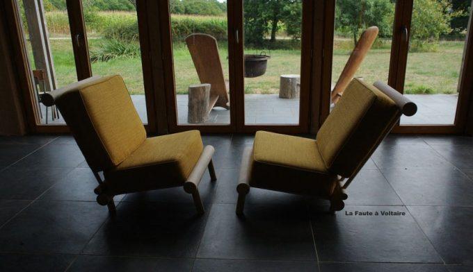 Autres fauteuils, ambiance